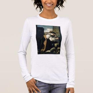 T-shirt À Manches Longues Mélancolie (huile sur la toile)