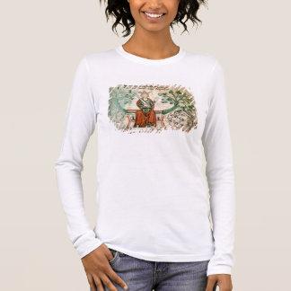 T-shirt À Manches Longues Mme Royal 20 A11 Richard I (1157-99) (le Lion-Hea
