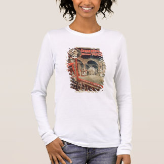 T-shirt À Manches Longues Mouvements de première qualité de Lyman H. Howe's