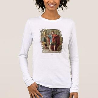 """T-shirt À Manches Longues Nero, costume pour """"Britannicus"""" par Jean Racine,"""