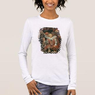 T-shirt À Manches Longues Noceurs de Shrovetide (Merry Company) c.1615 (o