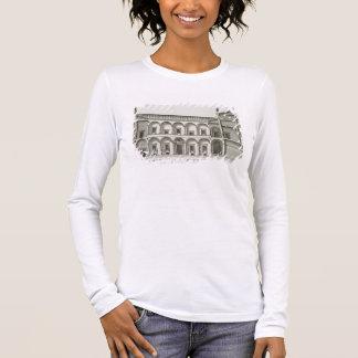 """T-shirt À Manches Longues Palazzo di Santo Spirito, des """"Di Roma de"""