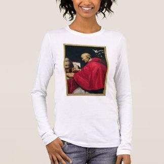 T-shirt À Manches Longues Pape Gregory le grand