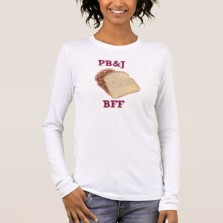 T-shirt À Manches Longues PBnJ BFF