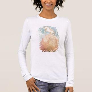 T-shirt À Manches Longues Pegasus blanc, c.1908 (huile sur la toile)