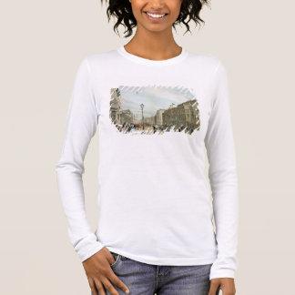 T-shirt À Manches Longues Piccadilly du coin de la vieille rue en esclavage,