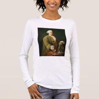 T-shirt À Manches Longues Portrait de Carlo Goldoni