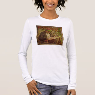 T-shirt À Manches Longues Portrait de John Maynard Keynes (1883-1946) (huile
