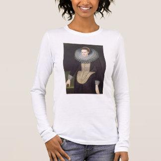 T-shirt À Manches Longues Portrait de Madame, 1613 (huile sur le panneau)