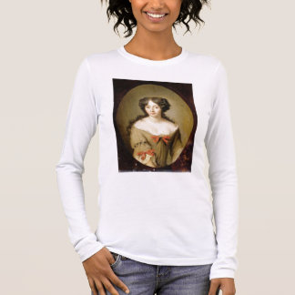 T-shirt À Manches Longues Portrait de Marie-Anne Mancini (1646-1714) c.1670