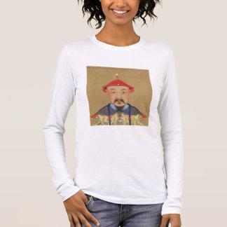 T-shirt À Manches Longues Portrait de T'ai T'sin Che-Tsou (1638-61)