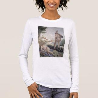 T-shirt À Manches Longues Pulcinella en vacances