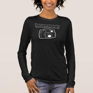 T-shirt À Manches Longues Sélectionnez n'importe quelle couleur, le contour
