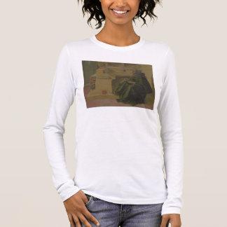 T-shirt À Manches Longues St Augustine dans son étude (predella du Barbad
