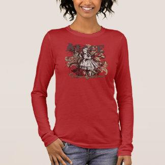 T-shirt À Manches Longues Style d'Alice Carnivale