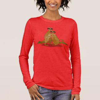 T-shirt À Manches Longues Suricate
