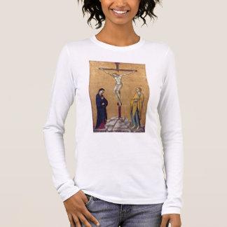 T-shirt À Manches Longues T28723 la crucifixion (panneau)