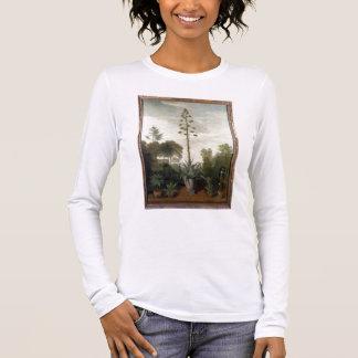 T-shirt À Manches Longues T33047 un jardin botanique