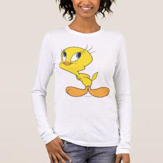 T-shirt À Manches Longues Tweety Hmm