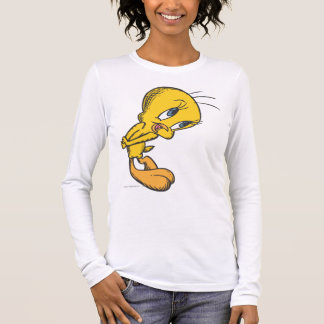 T-shirt À Manches Longues Tweety timide