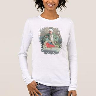 T-shirt À Manches Longues Un monsieur assis sur un divan