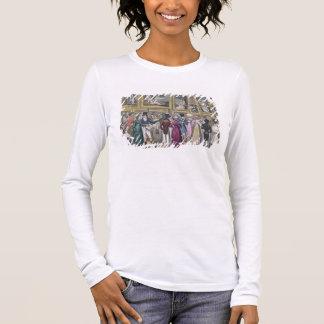 T-shirt À Manches Longues Un shilling bien présenté : Tom et Jerry chez