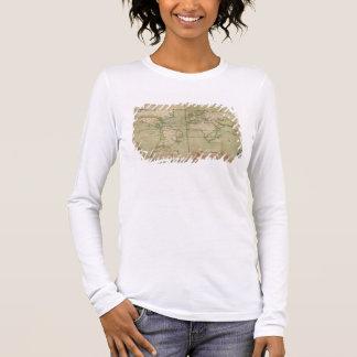 T-shirt À Manches Longues Une description vraie en expédition navale de Fran