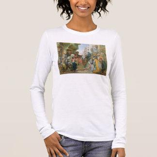 T-shirt À Manches Longues Une rue au Caire (la semaine sur le papier)