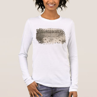 T-shirt À Manches Longues Verger de Salle du Bal, Versailles, de 'Les P