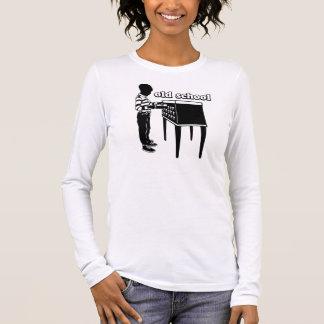 T-shirt À Manches Longues Vieille école