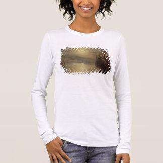 T-shirt À Manches Longues Whitby (huile sur la toile)