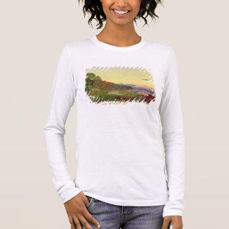 T-shirt À Manches Longues Whitlingham, Norfolk, 1860 (huile sur la toile)