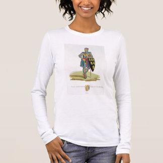 T-shirt À Manches Longues William de Longuespee, 3ème comte de Salisbury