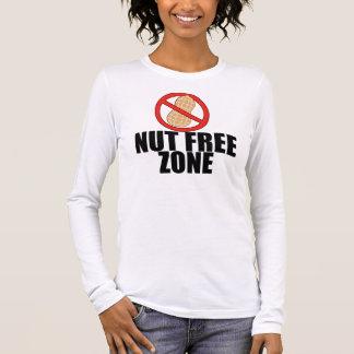 T-shirt À Manches Longues Zone franche d'écrou