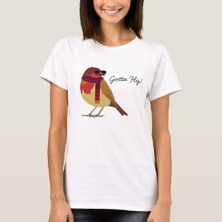 T-shirt A obtenu de piloter la chemise
