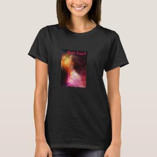 """T-shirt """"A obtenu Fae ?"""" chemise inspirée par les séries"""