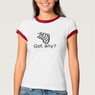 T-shirt A obtenu tous les raisins ? simpliste