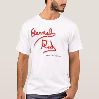 T-shirt Ă?re chemise E-Rouge