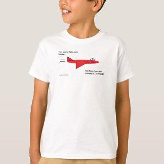 T-shirt à vol rapide de Flynn