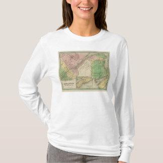 T-shirt Abaissez le Canada et le Nouveau Brunswick