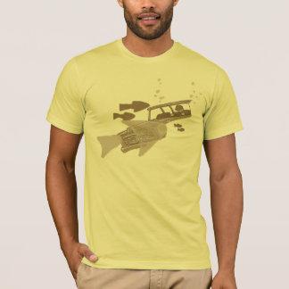 T-shirt abandon