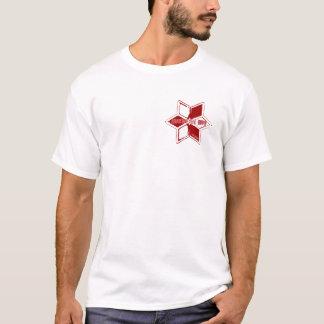 T-shirt Abandonnez tout l'espoir : Je suis changé