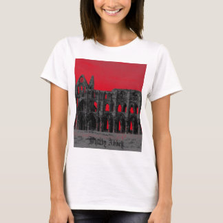 T-shirt Abbaye de Whitby