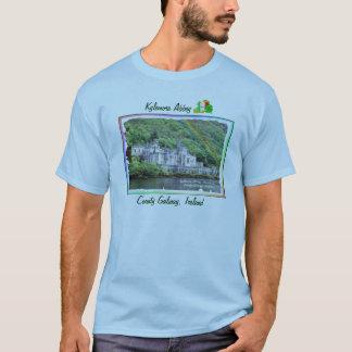 T-shirt Abbaye stupéfiante Irlande de Kylemore
