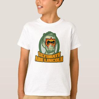 T-shirt Abe final Lincoln