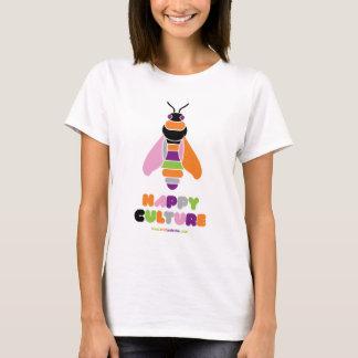 T-shirt Abeille de miel de HappyCulture