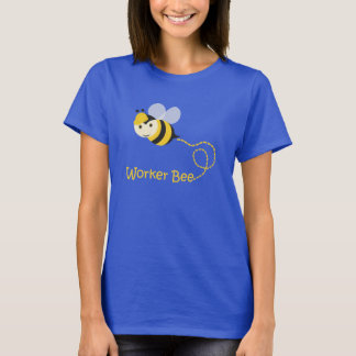 T-shirt Abeille de travailleur