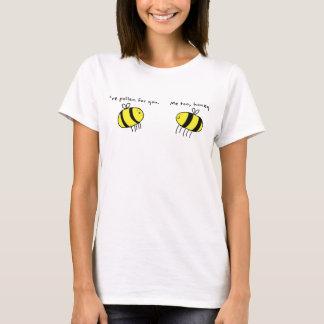 T-shirt Abeilles dans l'amour