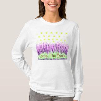 T-shirt Abeilles de lavande