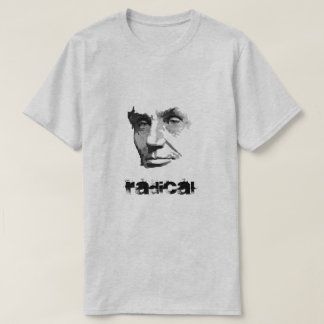 T-shirt Abraham Lincoln - radical
